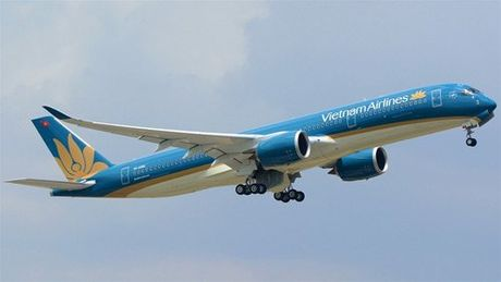 Bay Vietnam Airlines Ha Noi - TP.HCM 30 phut/chuyen - Anh 1