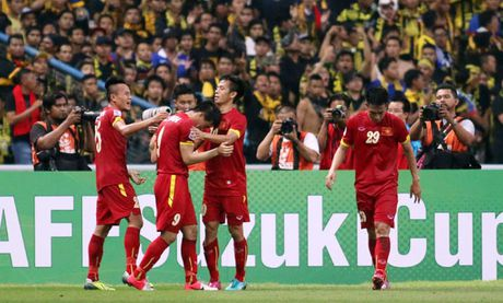 Link xem truc tiep Viet Nam vs Malaysia, AFF Cup 2016 - Anh 1
