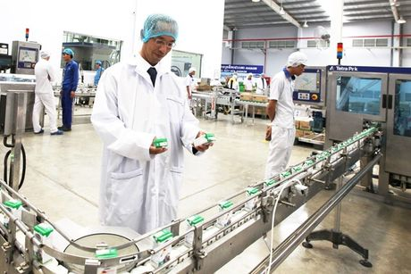 Vinamilk, Nestle duoc thi diem tu chung nhan xuat xu hang hoa trong ASEAN - Anh 1