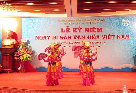 Ha Noi ky niem Ngay Di san van hoa Viet Nam 2016 - Anh 6