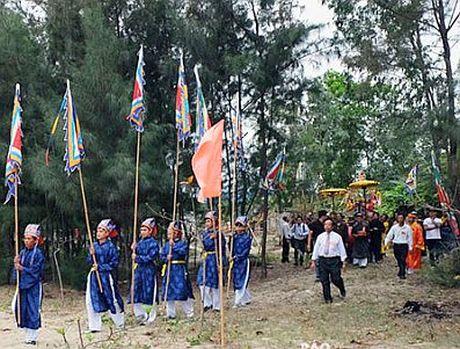 Da Nang: Phat huy gia tri van hoa phi vat the - Anh 1