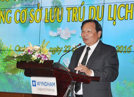 Quang Ninh: Nang cao chat luong dich vu, he thong co so luu tru du lich - Anh 2