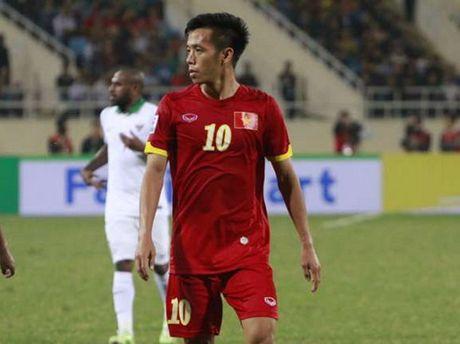 Van Quyet: 'Viet Nam da san sang cho tran dau voi Malaysia' - Anh 1