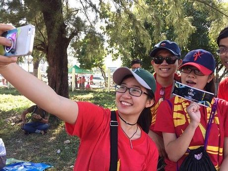 15h30, TRUC TIEP Viet Nam - Malaysia: Xuan Truong, Cong Vinh, Van Quyet ra san. Cong Phuong va Thanh Luong du bi - Anh 4