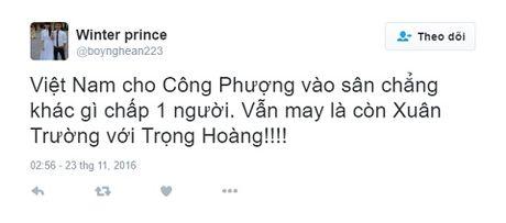 Viet Nam thang, Cong Phuong van bi che toi boi - Anh 2
