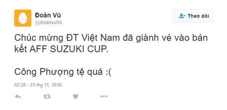 Viet Nam thang, Cong Phuong van bi che toi boi - Anh 4
