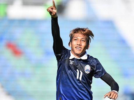 Myanmar cham dut giac mo cua Campuchia - Anh 1