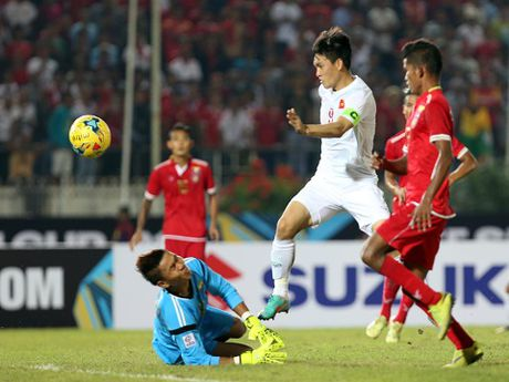 Myanmar cham dut giac mo cua Campuchia - Anh 2