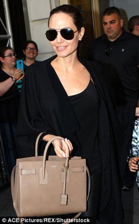Chieu cac con, Angelina Jolie BAT NGO goi Brad Pitt ve ben mai am - Anh 3