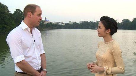 Hoang tu William chia se cach tro thanh 'nguoi bo tuyet voi' voi khan gia Viet Nam - Anh 2