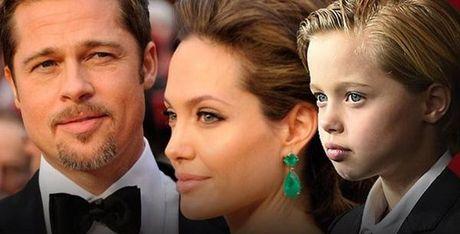 Chieu long cac con, Angelina Jolie va Brad Pitt sum hop trong Le Ta on - Anh 1