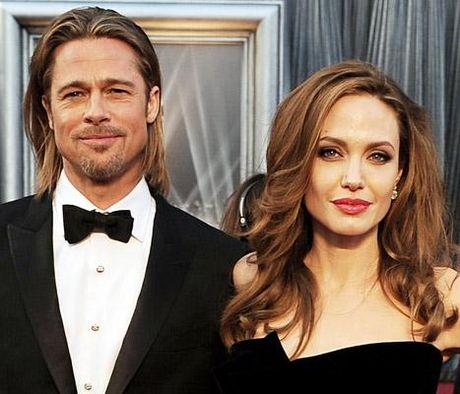 Chieu long cac con, Angelina Jolie va Brad Pitt sum hop trong Le Ta on - Anh 2