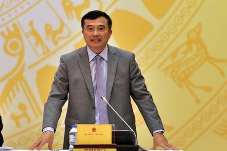 Bo truong Mai Tien Dung thong tin ve du an dien hat nhan Ninh Thuan - Anh 2