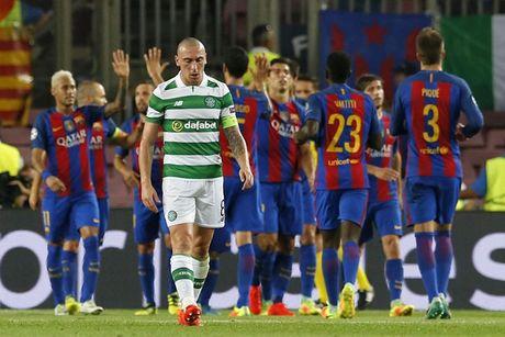 Chum anh: Dan sao Barca kho so trong gia lanh truoc tran gap Celtic - Anh 10