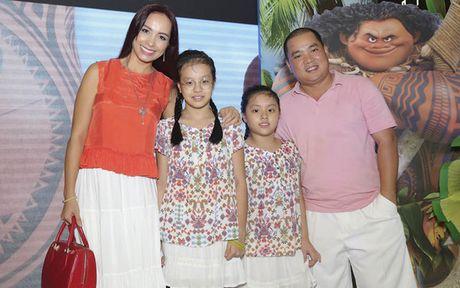 Mai Thu Huyen gian di tai le ra mat phim 'Hanh trinh cua Moana' - Anh 7