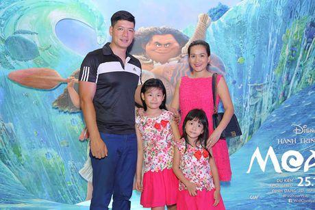 Mai Thu Huyen gian di tai le ra mat phim 'Hanh trinh cua Moana' - Anh 8