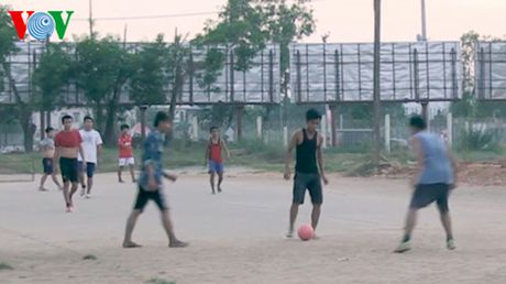 AFF Cup 2016: Bong da doan ket nguoi dan Myanmar - Anh 1