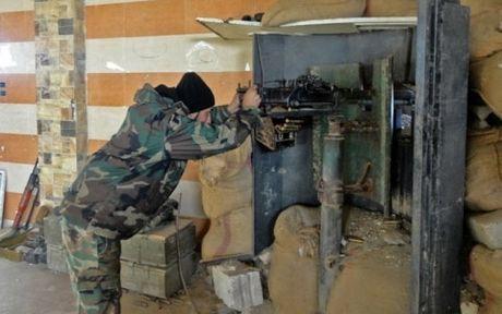Syria thanh lap luc luong tinh nguyen moi chong khung bo - Anh 1