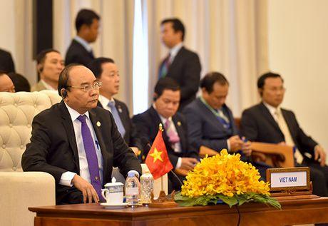 Campuchia - Lao - Viet Nam nhat tri tang cuong ket noi 3 nen kinh te - Anh 2