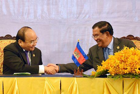 Campuchia - Lao - Viet Nam nhat tri tang cuong ket noi 3 nen kinh te - Anh 6