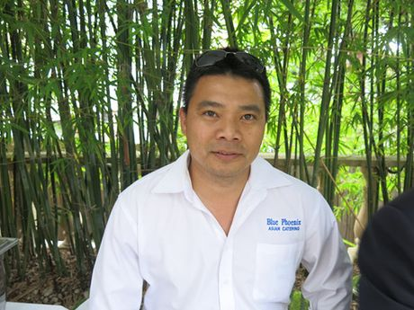Tro thanh ong chu 'nha hang di dong' tu y tuong kinh doanh doc dao - Anh 1