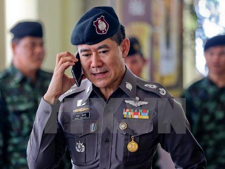 Canh sat Thai Lan bac kha nang co cong dan lien he voi IS - Anh 1