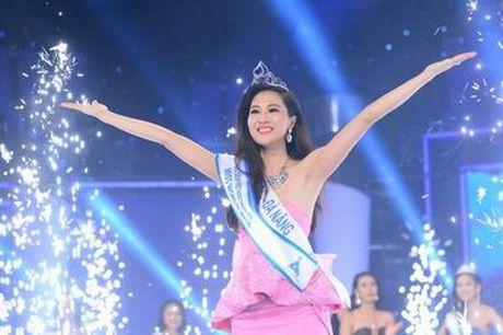 Hoa khoi Ao dai Truong Thi Dieu Ngoc tham du Hoa hau The gioi 2016 - Anh 1