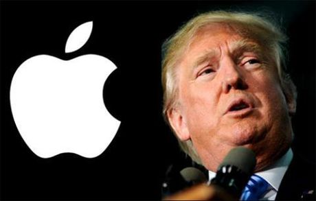 Ong Trump khuyen Apple ve My: Noi dau Trung Quoc thanh that? - Anh 2