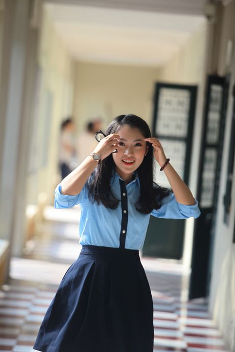 Gap lai hot girl xu Nghe 'ban lien thanh' 7 thu tieng - Anh 1