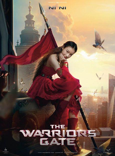 My nhan Hoa lan at sao Hollywood trong phim hanh dong - Anh 3