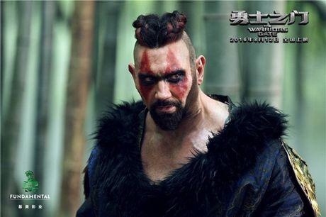 My nhan Hoa lan at sao Hollywood trong phim hanh dong - Anh 5