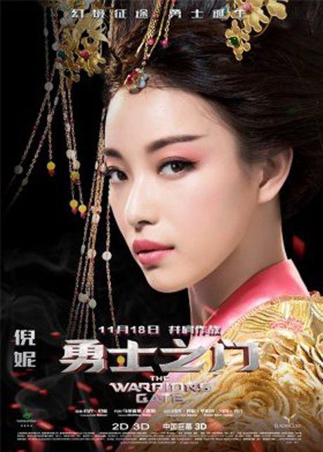 My nhan Hoa lan at sao Hollywood trong phim hanh dong - Anh 8
