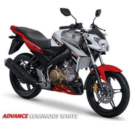 Yamaha V-Ixion Advance ban dac biet gia 43,7 trieu dong - Anh 2