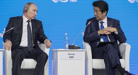 Putin se mang mon qua Kuril den Nhat Ban? - Anh 1