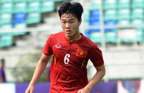 HLV Trieu Quang Ha khen Luong Xuan Truong - Anh 1