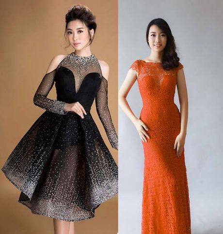 Hoa hau Do My Linh thay doi den chong mat sau vai thang dang quang - Anh 10