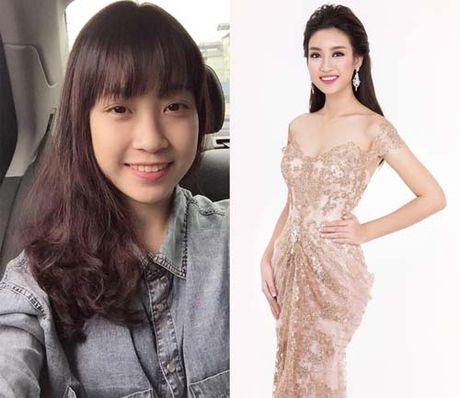 Hoa hau Do My Linh thay doi den chong mat sau vai thang dang quang - Anh 4