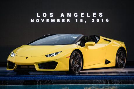 Dan xe 'khung' tai Los Angeles Auto Show 2016 (P1) - Anh 12
