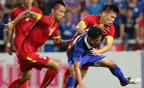 DT Thai Lan 'xach dep' cho DT Viet Nam - Anh 1