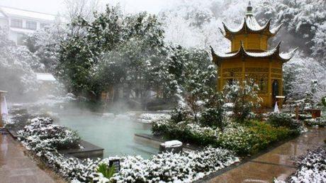 Ngam tien canh Hoang Son hut hon du khach - Anh 8