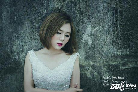 Hot girl DH Van hoa - Nghe thuat Quan doi xinh dep hut hon - Anh 5