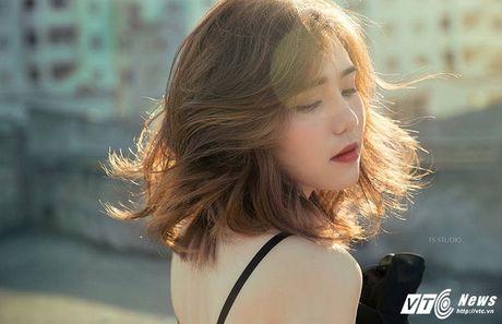 Hot girl DH Van hoa - Nghe thuat Quan doi xinh dep hut hon - Anh 7