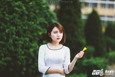 Hot girl DH Van hoa - Nghe thuat Quan doi xinh dep hut hon - Anh 8