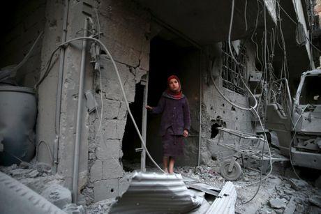 Canh tan hoang o thu do Damascus trong chien tranh - Anh 10
