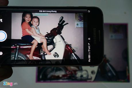 Scan anh cu voi ung dung mien phi PhotoScan - Anh 1