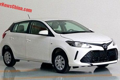 Chi tiet Toyota Vios hatchback gia ban chi 196 trieu dong - Anh 2