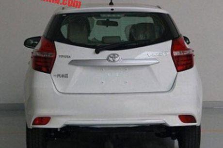 Chi tiet Toyota Vios hatchback gia ban chi 196 trieu dong - Anh 3