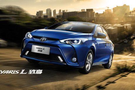 Chi tiet Toyota Vios hatchback gia ban chi 196 trieu dong - Anh 5