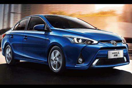 Chi tiet Toyota Vios hatchback gia ban chi 196 trieu dong - Anh 6