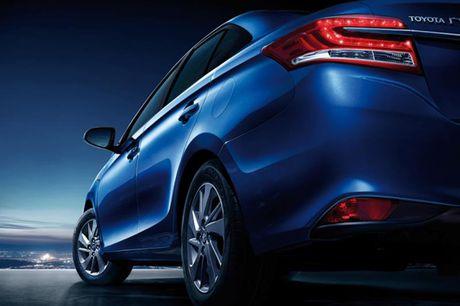 Chi tiet Toyota Vios hatchback gia ban chi 196 trieu dong - Anh 9